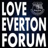 LoveEvertonForum
